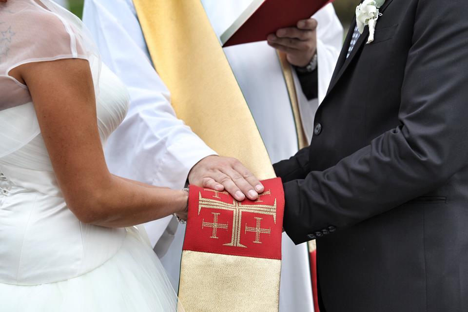 Esküvői szertartás Hirdetése